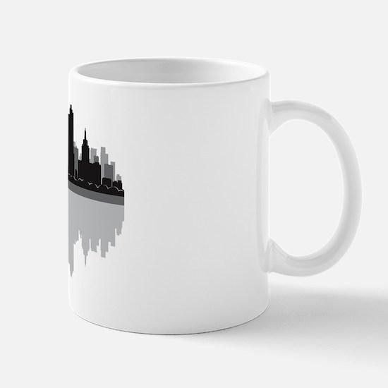 Tulsa Skyline Mug