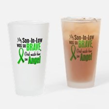 Angel 1 NH Lymphoma Drinking Glass