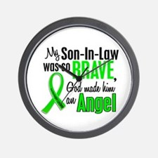 Angel 1 NH Lymphoma Wall Clock