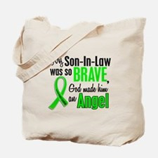 Angel 1 NH Lymphoma Tote Bag