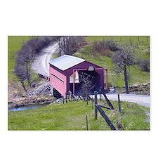 Outaouais Covered Bridge Postcards (8 per pack)