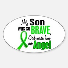 Angel 1 NH Lymphoma Decal