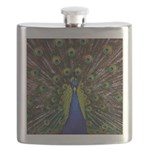 Peacock Flask