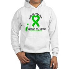 With All My Heart Lymphoma Jumper Hoody