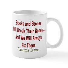 Sticks and Stones.PNG Mug