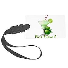 Got Lime? Luggage Tag