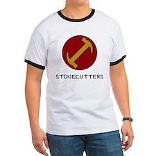 stonecutters logo T-Shirt