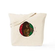 Rasta Girl Tote Bag