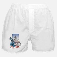 Never Forget: Boxer Shorts