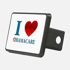 I Love Obamacare Hitch Cover