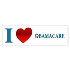 I Love Obamacare Bumper Stickers
