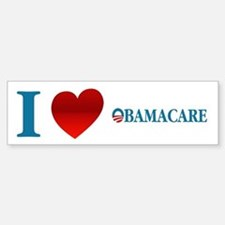 I Love Obamacare Car Car Sticker