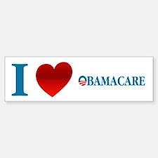 I Love Obamacare Stickers