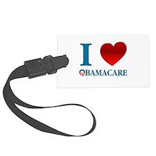 I Love Obamacare Luggage Tag
