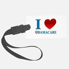 I Love Obamacare Luggage Tag