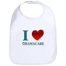 I Love Obamacare Bib