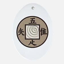 Tsukubai Ornament (Oval)