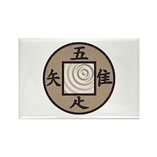 Tsukubai Rectangle Magnet