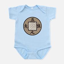 Tsukubai Infant Bodysuit