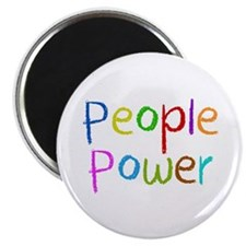 People Power Magnet