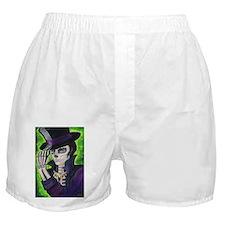 Voodoo Etiquette Boxer Shorts
