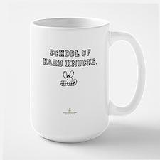 HARD KNOCKS Large Mug
