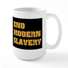 End Modern Slavery Mug