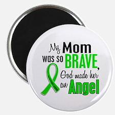"Angel 1 NH Lymphoma 2.25"" Magnet (100 pack)"