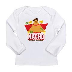 Nacho Long Sleeve Infant T-Shirt