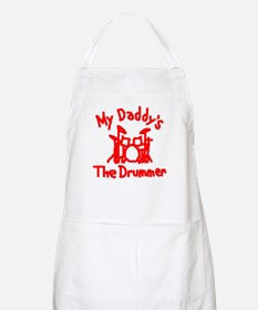 My Daddys The Drummer™ Apron