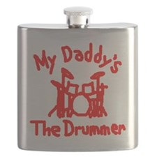 My Daddys The Drummer™ Flask