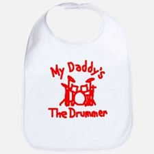 My Daddys The Drummer™ Bib