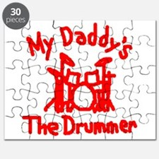 My Daddys The Drummer™ Puzzle