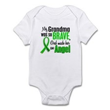 Angel 1 NH Lymphoma Infant Bodysuit