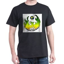 Cambridge Phoenix Korfball Logo T-Shirt