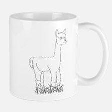 Adorable Alpaca Mug