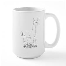 Adorable Alpaca Mug