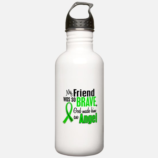 Angel 1 NH Lymphoma Water Bottle