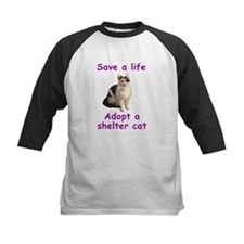 Shelter Cat Tee