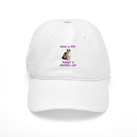 Shelter Cat Cap