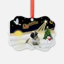 Night Flight/Mastiff 4 Ornament