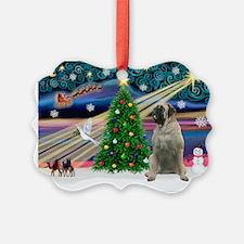 XmasMagic/Bull Mastiff Ornament