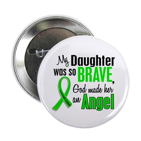 "Angel 1 NH Lymphoma 2.25"" Button (100 pack)"
