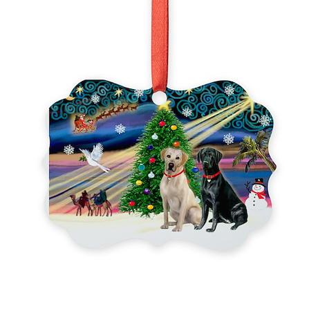 Labrador Ornaments   1000s of Labrador Ornament Designs