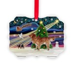 XmasMagic/Nova Scotia Picture Ornament