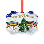 XmasMusic1/PBGV #9 Picture Ornament