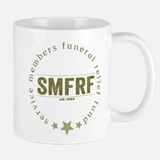 SMFRF Logo Mug