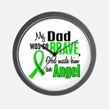 Angel 1 NH Lymphoma Wall Clock