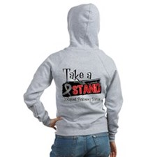 Take a Stand Parkinsons Zip Hoodie