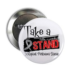"Take a Stand Parkinsons 2.25"" Button"